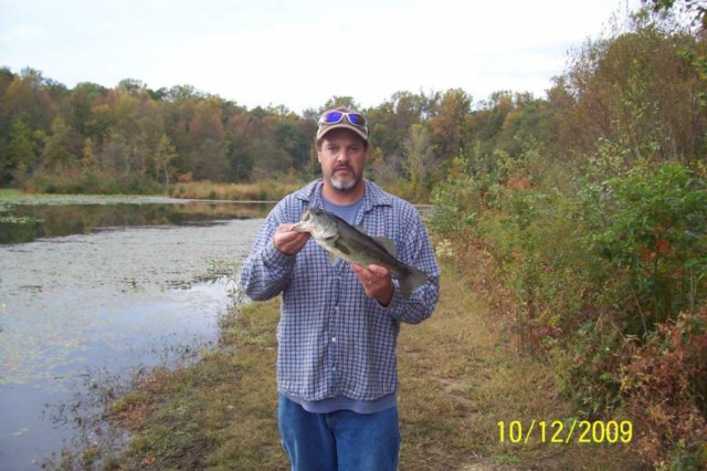 bowie md largemouth bass