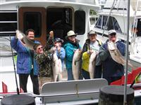 maryland rockfish striper opening day 2010